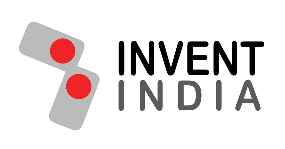 0. InventIndia logo