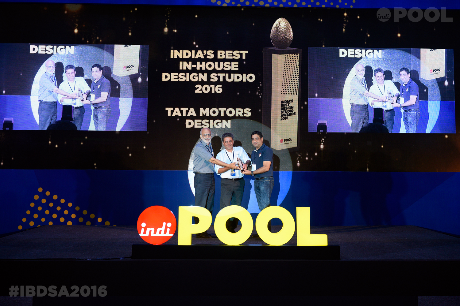 India's Best In-house Design Studio 2016 - Tata Motors