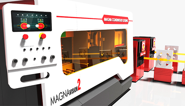 Magna-Continuous-Casting-Induction-Furnace