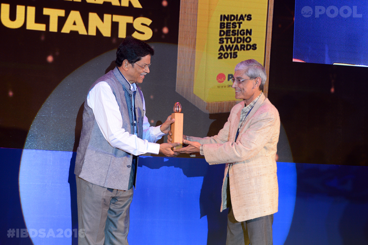 India's Best Furniture Design Studio 2015 - Nivasarkar Consultants