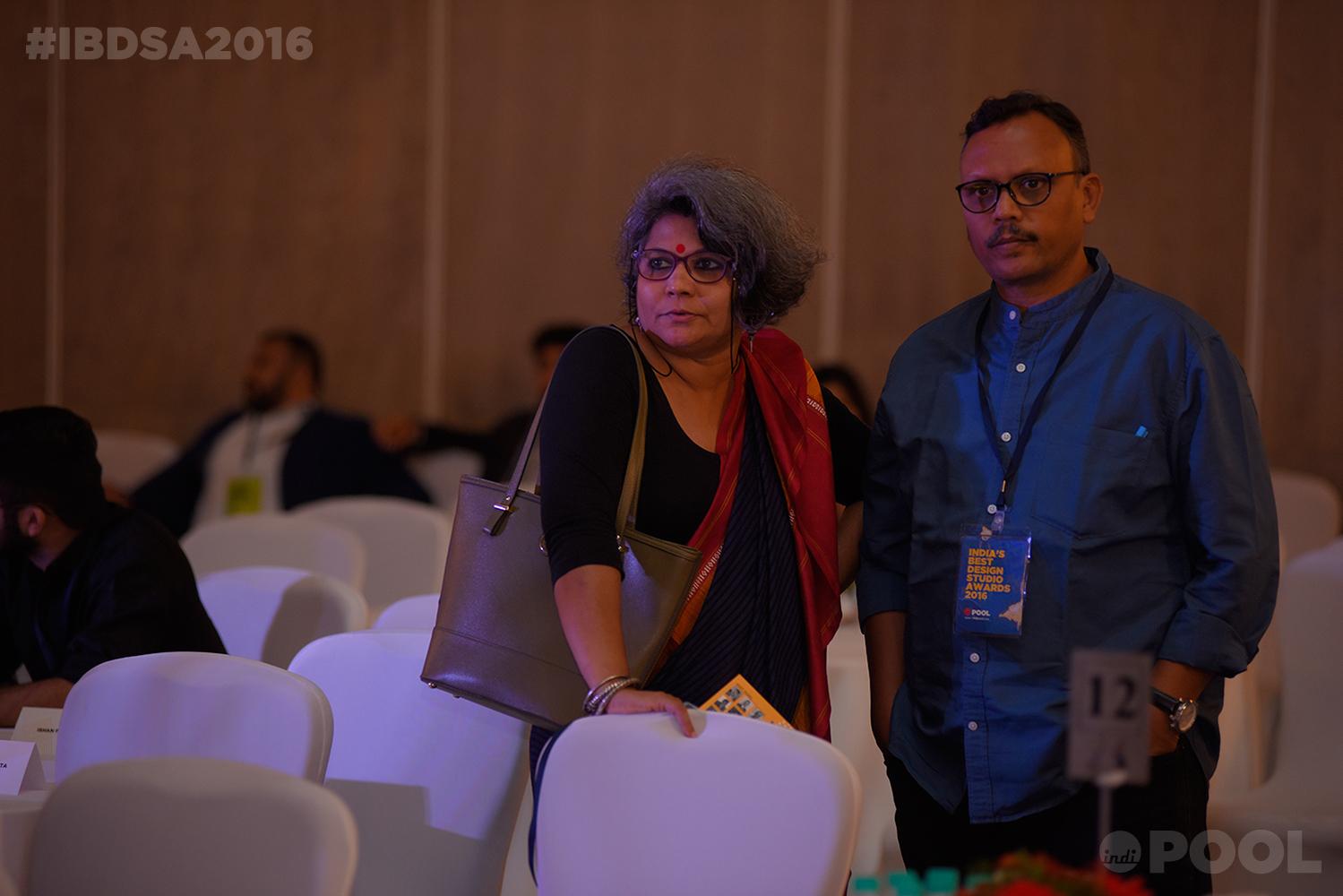 Anuj Prasad and Sandhya Raman