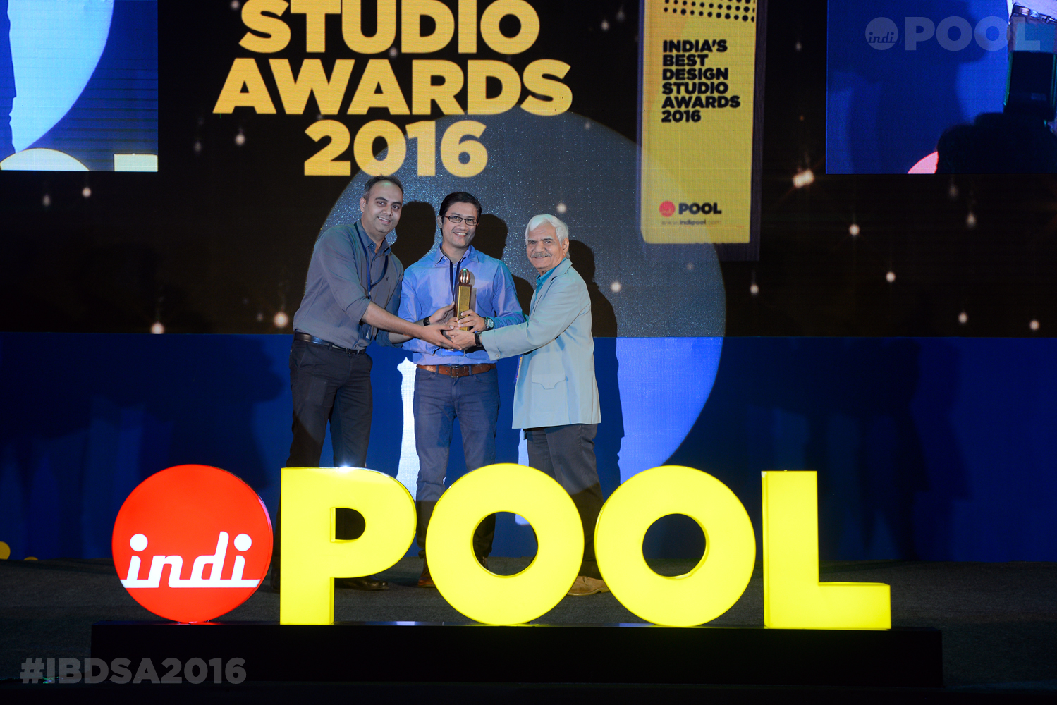 India's Best Digital Design Studio 2016 - Think Design