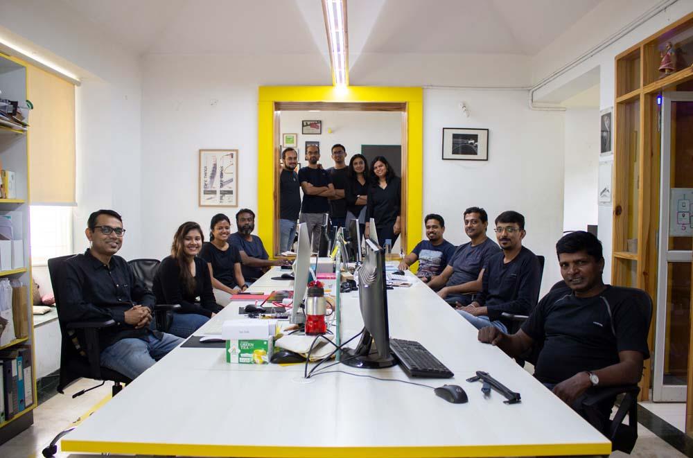 ABD Team In Studio