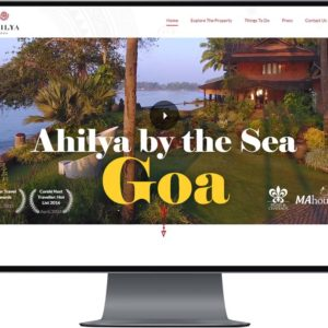 Ahilya by the Sea Desktop