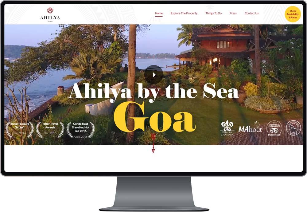 Ahilya by the Sea Desktop