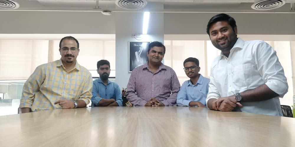 Tata Elxsi design team