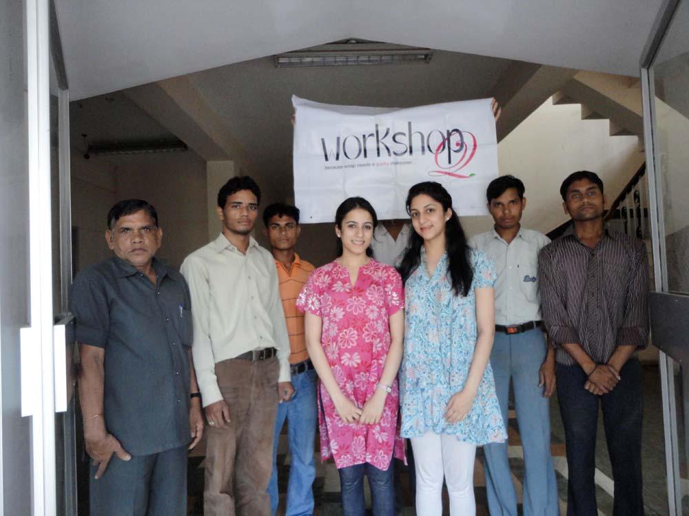 The WorkshopQ Team